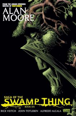 Saga of the Swamp Thing (Softcover 168-248 pp) #6