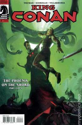 King Conan: The Phoenix on the Sword (2012) (Grapa) #2