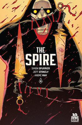 The Spire (Comic Book) #4