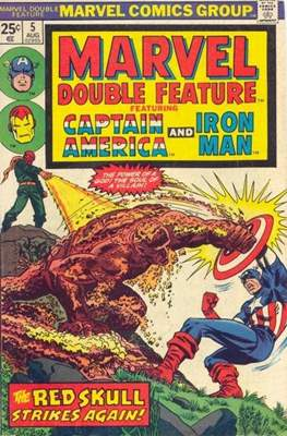 Marvel Double Feature Vol 1 (Grapa, 32 págs. (1973-1977)) #5