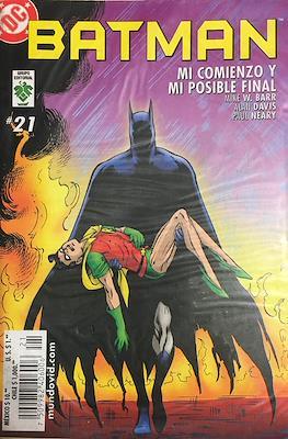 Batman (2002-2003) (Grapa) #21