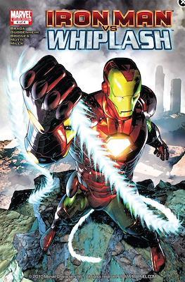 Iron Man vs. Whiplash (Digital) #4