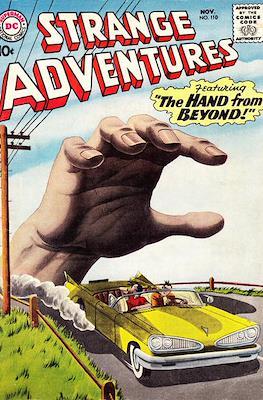 Strange Adventures (Comic Book) #110