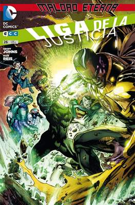 Liga de la Justicia. Nuevo Universo DC / Renacimiento (Grapa) #26