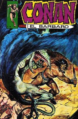 Conan el Bárbaro vol. 2 (Grapa 60 pp) #4