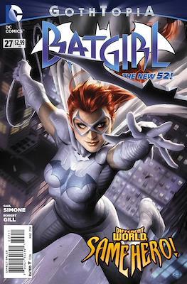 Batgirl Vol. 4 (2011-2016) (Comic-Book) #27