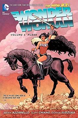 Wonder Woman New 52 Vol. 4 (2011-) (Softcover) #5