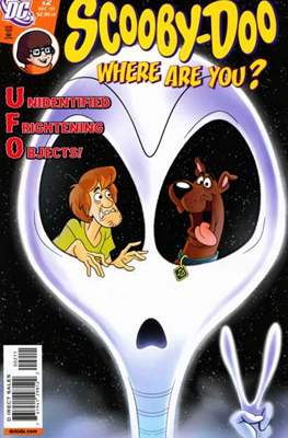 Scooby-Doo! Where Are You? (Comic Book) #2