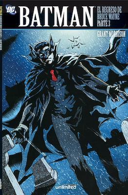 Batman. El regreso de Bruce Wayne (Rústica) #3