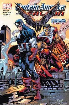 Captain America and The Falcon (Comic-book) #10