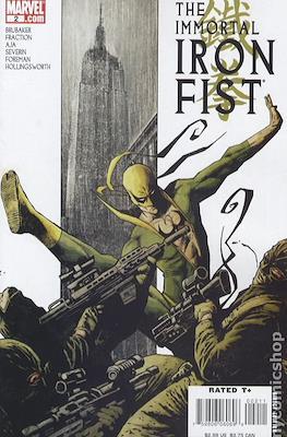 The Immortal Iron Fist (2007-2009) (Comic Book) #2