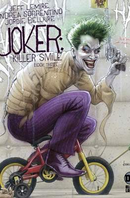 Joker: Killer Smile (Variant Cover) (Comic Book) #3
