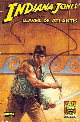 Indiana Jones y las llaves de Atlantis #1