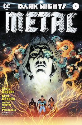 Dark Nights: Metal (2017-2018) (Comic-book) #4