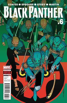 Black Panther Vol. 6 (2016-2018) #6