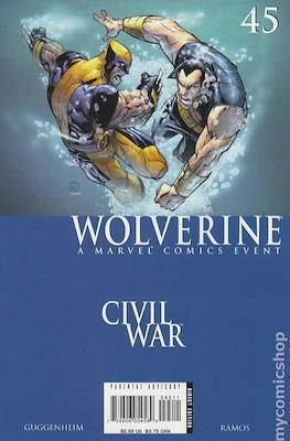 Wolverine / Dark Wolverine (2003-2010) (Comic Book) #45