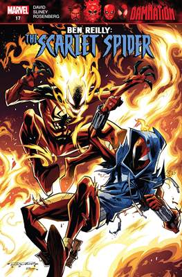 Ben Reilly: The Scarlet Spider (Comic-book) #17