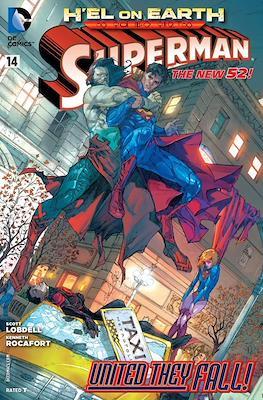 Superman (2011-) (Digital) #14