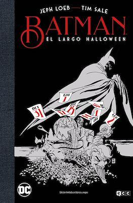 Batman: El largo Halloween - Edición limitada en blanco y negro