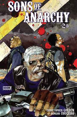 Sons of the Anarchy (Grapa) #2