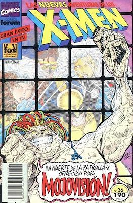 Las nuevas aventuras de los X-Men (Grapa 24 pp) #26
