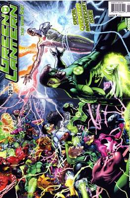 Green Lantern Vol. 5 (2011-2016) (Comic book) #20