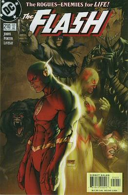 The Flash Vol. 2 (1987-2006) (Comic Book) #210