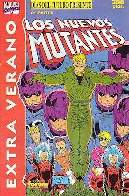Los Nuevos Mutantes Vol. 1 Especiales (1987-1992) (Grapa 64 pp) #3
