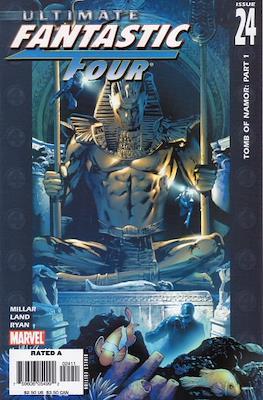 Ultimate Fantastic Four (Comic-Book) #24