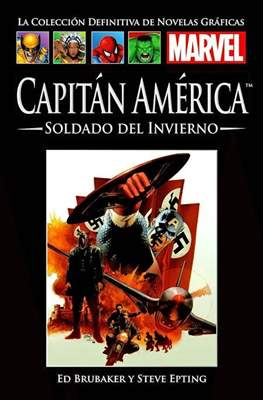 La Colección Definitiva de Novelas Gráficas Marvel #5