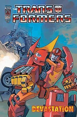 Transformers: Devastation (Digital) #3
