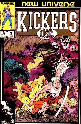 Kickers, Inc. (Comic-book.) #3