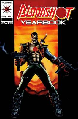 Bloodshot Yearbook