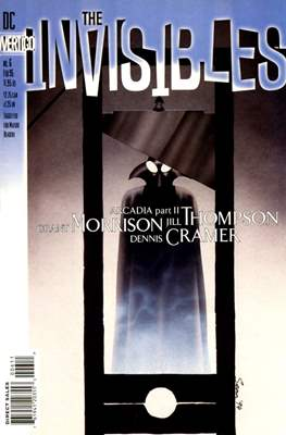 Invisibles (1994 1st Series) #6