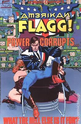 American Flagg! Vol. 2 (1988-1989)