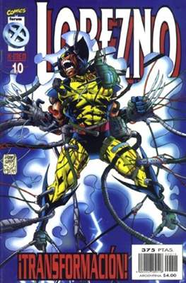 Lobezno Vol. 2 (1996-2003) #10