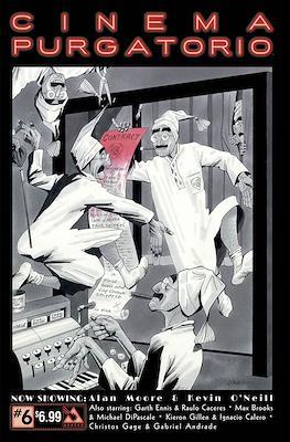 Cinema Purgatorio (Comic-book) #6