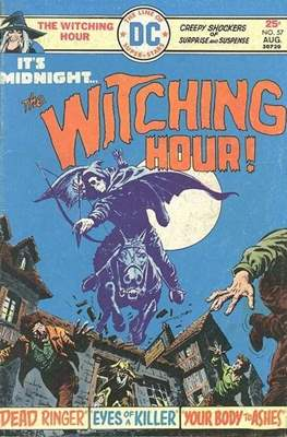 The Witching Hour Vol.1 (Grapa) #57