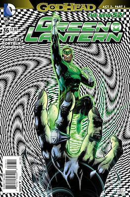 Green Lantern Vol. 5 (2011-2016) (Comic book) #36