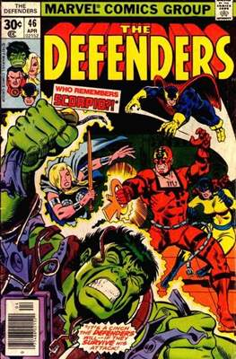 The Defenders vol.1 (1972-1986) (Grapa, 32 págs.) #46