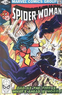 Spider-Woman (Vol. 1 1978-1983) (Comic Book) #34