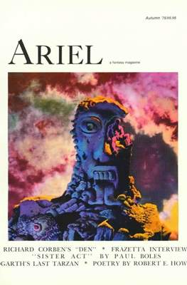 Ariel The Book of Fantasy