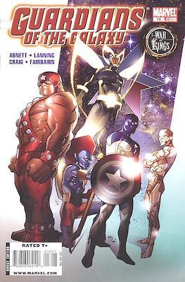 Guardians of the Galaxy Vol. 2 (2008-2010) (Comic-Book) #16
