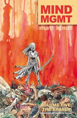 Mind MGMT (Hardcover) #5