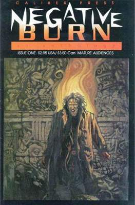 Negative Burn (1993-1997) (Comic Book 24 pp) #1
