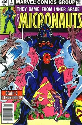 The Micronauts Vol.1 (1979-1984) #4