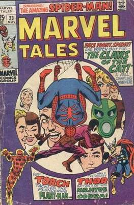 Marvel Tales (Comic Book) #23