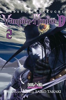 Vampire Hunter D (Rústica 230-248 pp) #2