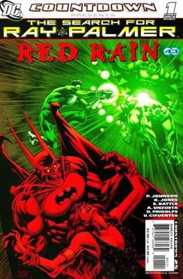 Countdown Presents The Search For RAY PALMER: RED RAIN vol1