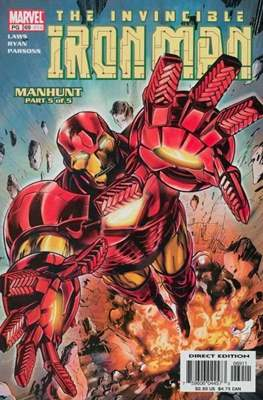 Iron Man Vol. 3 (1998-2004) #69 (414)